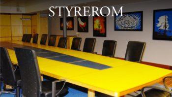 Permalink to: Styrerom